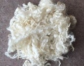 Listing for Becky: Washed lambs fleece/wool Leicester locks.