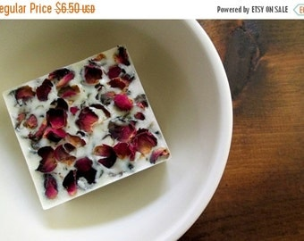 Clearance Sale Rose Shea Butter Soap