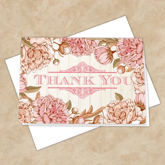 thank you cards, thank you notes, graduation thank you cards, 4x6 notecards, teacher appreciation, NC128