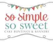 custom birthday banner for Summer