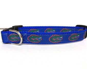 Dog Collar- The Gator Inspired
