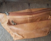 TANNY    ///     Leather Fanny Pack