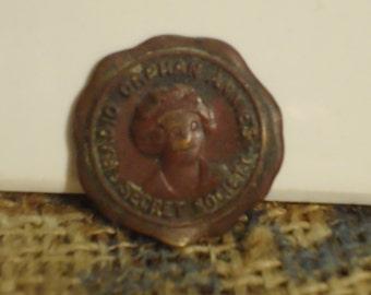 Radio Orphan Annie's Secret Society Pin/Button