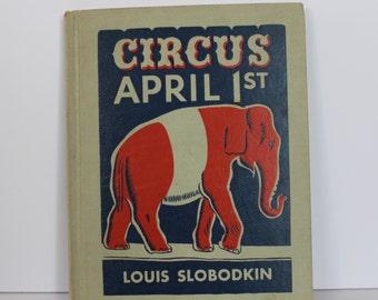 Circus April 1st - Copyright 1953