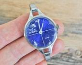 St. Tropez Vintage Swiss wrist watch for parts.Didn't work.
