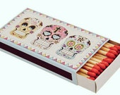 Long Matches in Designer Boxes