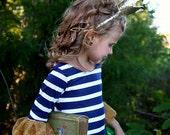 Phoebe Knit Bubble Dress & Shirt PDF Pattern Tutorial,  Ebook, Epattern, Sizes 2T-10 years included.