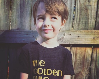 The Golden Rule kids American Apparel unisex t-shirt MADE IN USA