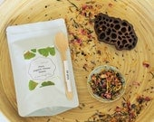 Flora Organic White Tea Herbal Blend 20 / 80g pack