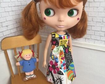 "Blythe Doll ""I LOVE NEW YORK""  Dress Collection"