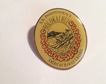 Vintage Hawaii pin