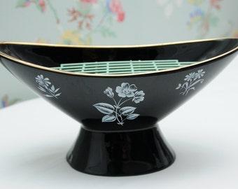Wade 'Black Frost' Vase