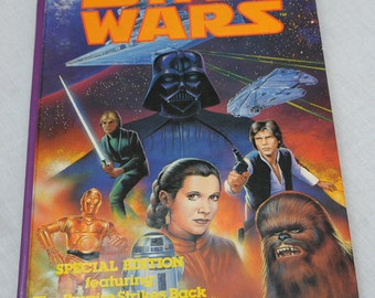 Star Wars: Empire Strikes Back and Return of the Jedi Comic Book/Annual 1983