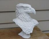 Ceramic Bisque Eagle