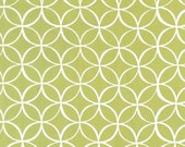 Fat Quarter fabric for quilt or craft Michael Miller Tile Pile Kryptonite Fat Quarter