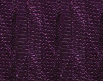 Katia Chic Ribbon Yarn - Bulky Weight - Purple