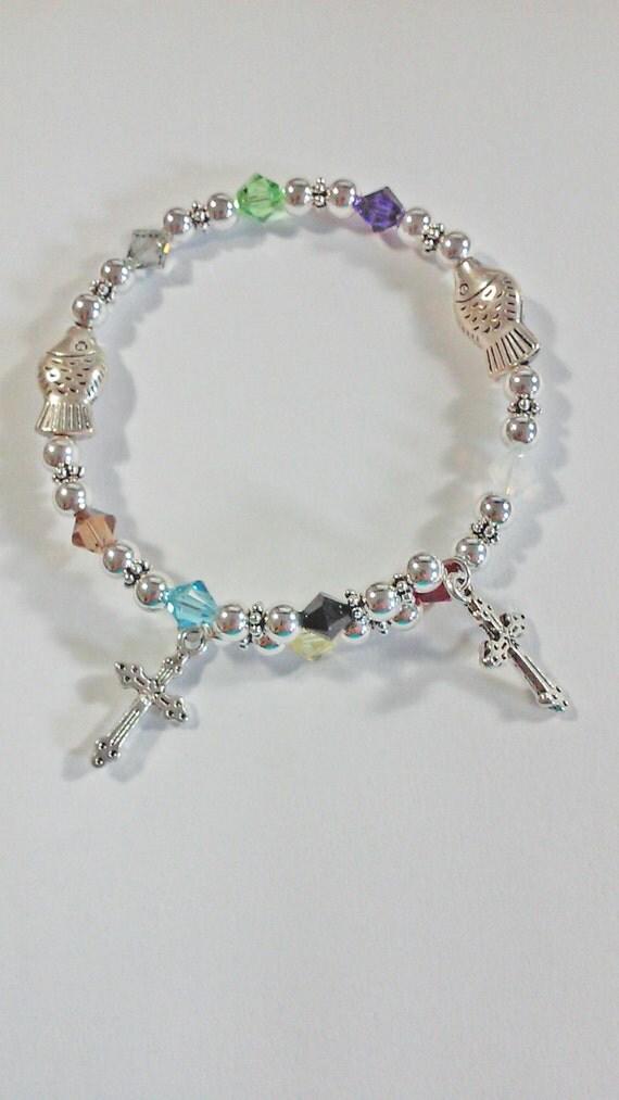 christianity color symbolism bangle bracelet christian
