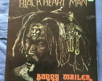 Bunny Wailer Marketplace On Solomonic Records 1985 Original