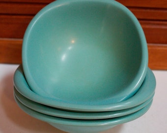 Set of 4 Boontonware Cereal Bowls