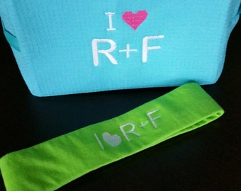 Headbands. . . Gifts for Bride, Bridesmaids, Moms, Kids, promotional gifts - Monogrammed FREE
