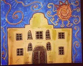 Alamo Starry Nite