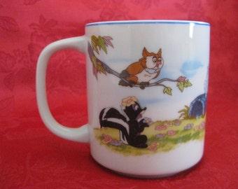 Vintage Bambi Mug