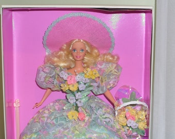 Spring Bouquet Barbie