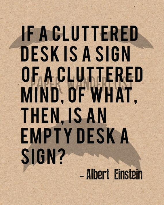 Einstein Messy Desk Poster  Hostgarcia. Sex On The Desk. Fabric Desk Chair. Night Stand Tables. Elance O Desk. Used Desks. Computer Desk Drawers. Driftwood Table. Downdraft Tables