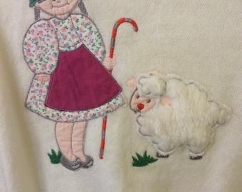 Little Bo Peep Jumper