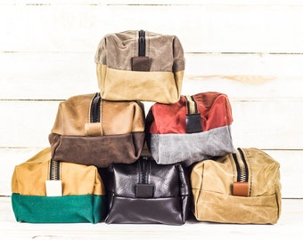 Grab Bag Dopp Kits