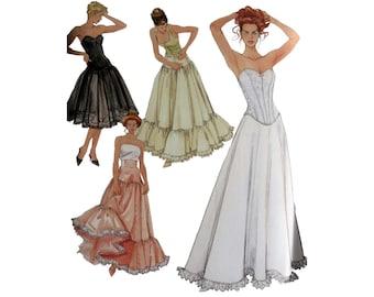 Petticoat Pattern Simplicity 5006