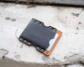 Leather Micro Wallet / Le...