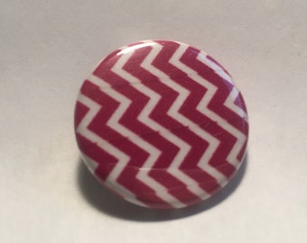 Tape Pinback Button