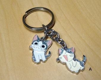 Chi The Cat Charm / Keychain / Pendant