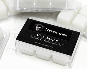 Wax Melt - Nevermore - Teakwood - Wax Tart