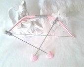 Pink Bow n Arrow Valentine's Day Photo Prop....Valentine's Day, Party wear,Photo Prop....