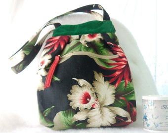 Purse, Handbag, Shoulder Bag, Big Purse, Tropical Purse, Hobo Purse, Hawaiian Purse, Large Bag, Large Tote, Bag Again