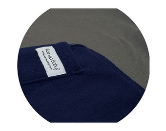 Karma Navy/Charcoal Baby Sling - Extra Small