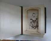 Victorian Photo Album, Shabby, Odd Photos, French Vintage, Circa 1900