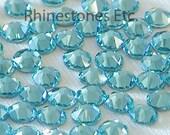 Light Turquoise 16ss Swarovski Elements Rhinestones Flat back 36 pieces