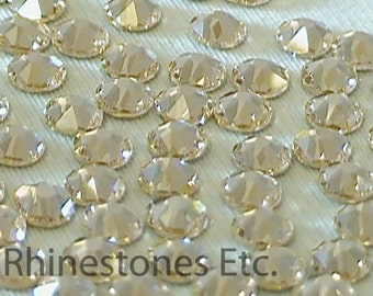 Silk 16ss Swarovski Elements Rhinestones Flatback 36 pieces