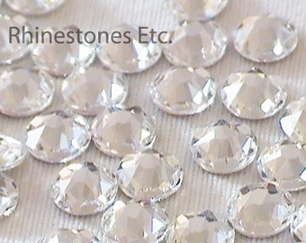 Crystal 20ss Swarovski Elements Rhinestones Flat back 1 gross