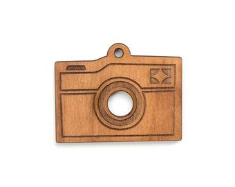 Camera Christmas Ornament - Photographer gift, Photography gift, Photography Lover gift, Retro Vintage Camera Ornament