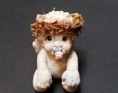 Vintage Kristin Dreamsicles Ceramic Baby Angel