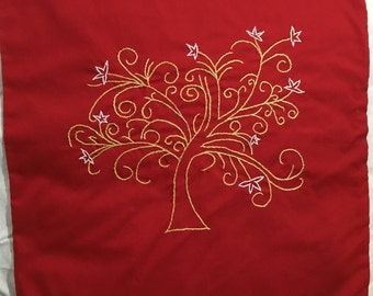 Fandom Inspired: Element of Tree of Life Throw Pillow