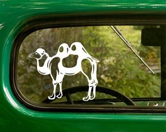 Camel Decal, Car Decal, Camel Sticker, Vinyl Sticker, Laptop Sticker, Vinyl Decal