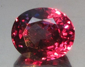 6.06 Ct Natural Color Change Garnet Purple To Red Unheated