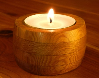 Red Cedar Candle - Holder & Candle Included - 1 piece