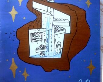 Astroid Falls