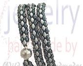 Peyote Wrap Bracelet